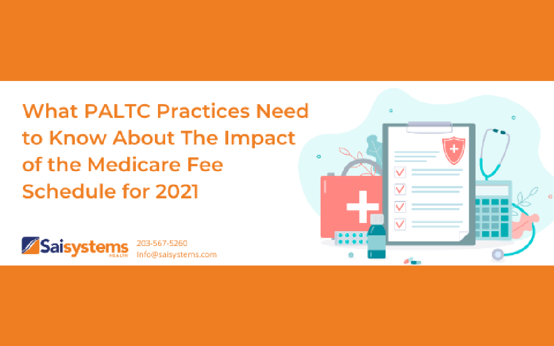 What PALTC Practices Need to Know About The Impact of the Medicare Fee Schedule for 2021
