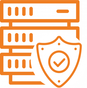 Encrypted, secure SSL server for processing and document uploading