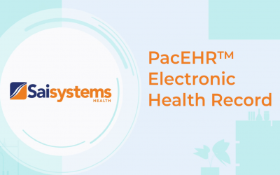 Saisystems Health Unveils New Electronic Health Record System, Expands Suite of Products and Service for Long-Term Post-Acute Care
