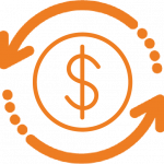 Revenue Cycle Management Icon