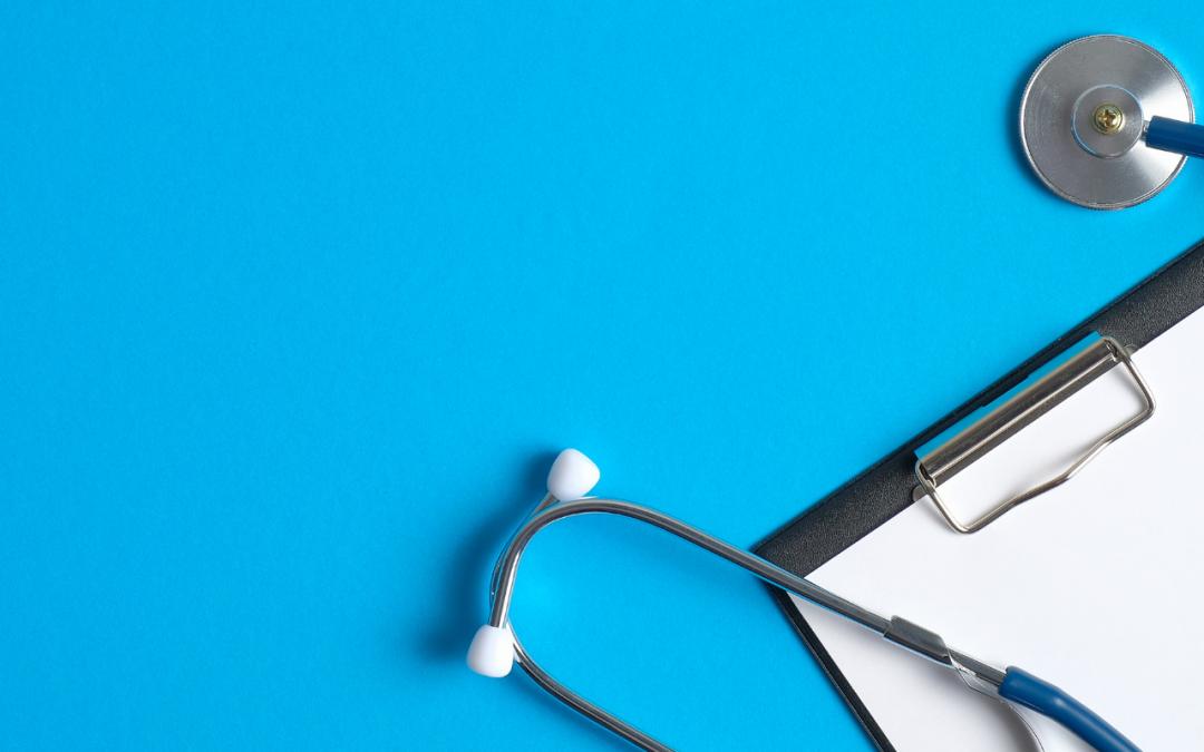 healthcare blog Header