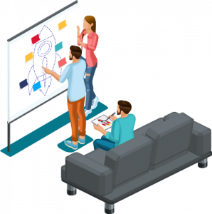 ITeS Design Team Graphic