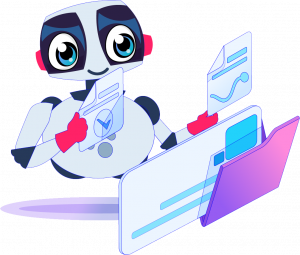 RPA Bot working on Files