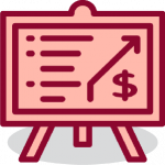 RPA in Finance Icon