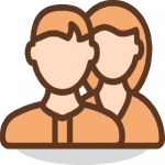 RPA in Human Resources Icon